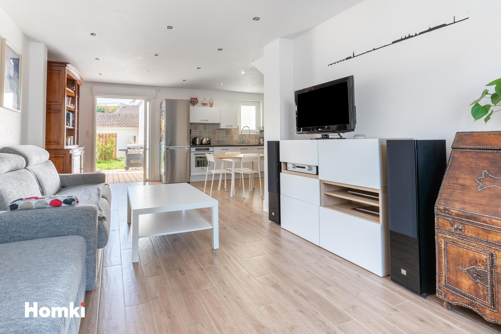 Homki - Vente Maison de ville  de 93.0 m² à Bordeaux 33100