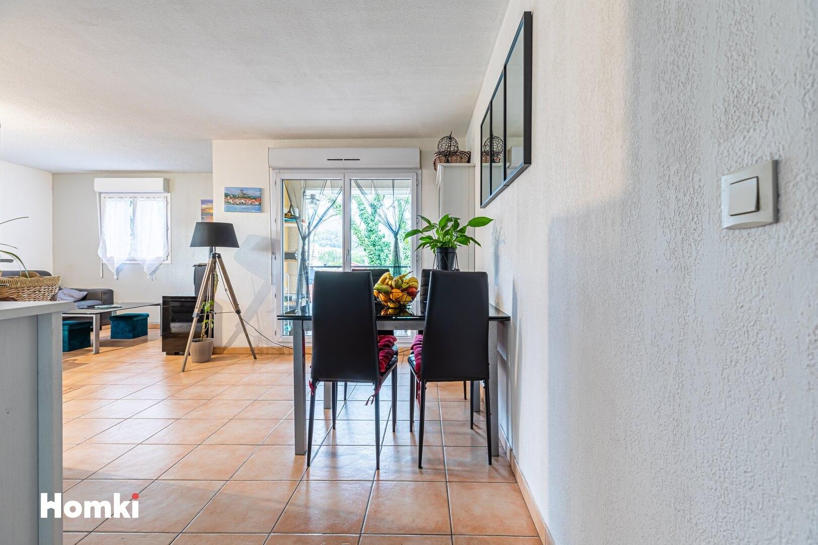 Homki - Vente Appartement  de 55.0 m² à Grasse 06130