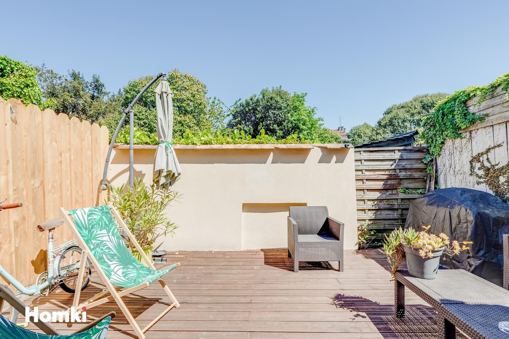 Homki - Vente Appartement  de 48.0 m² à Bordeaux 33800