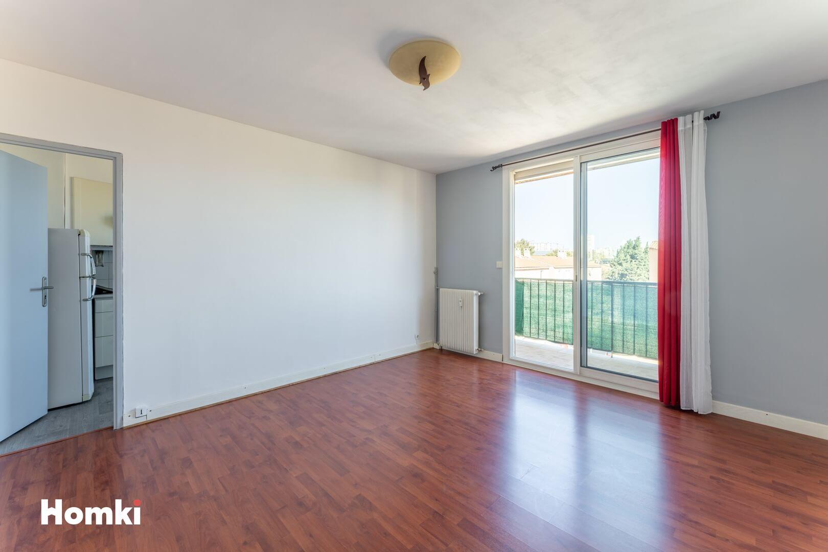 Homki - Vente Appartement  de 43.0 m² à Marseille 13014
