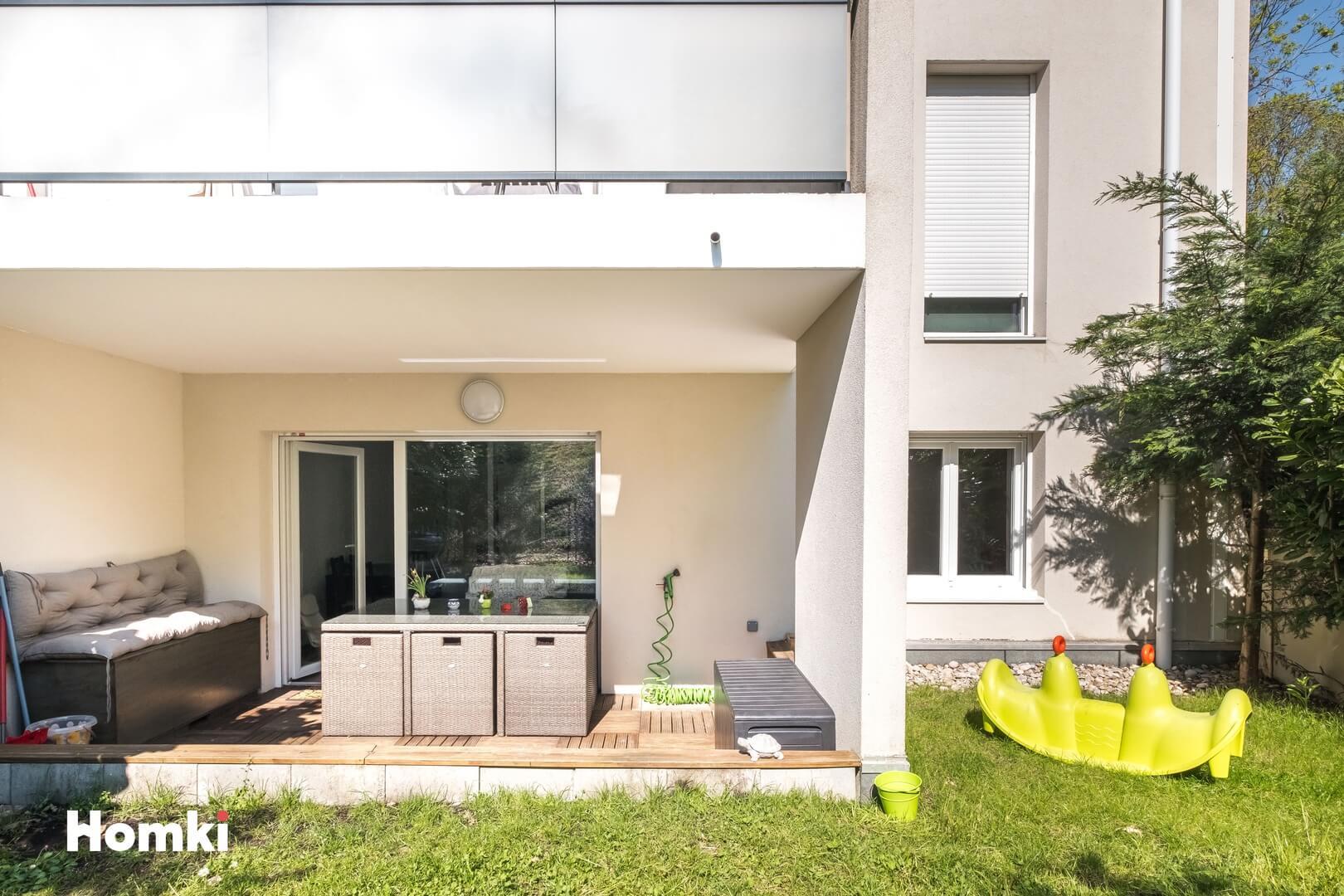 Homki - Vente Appartement  de 46.0 m² à Francheville 69340