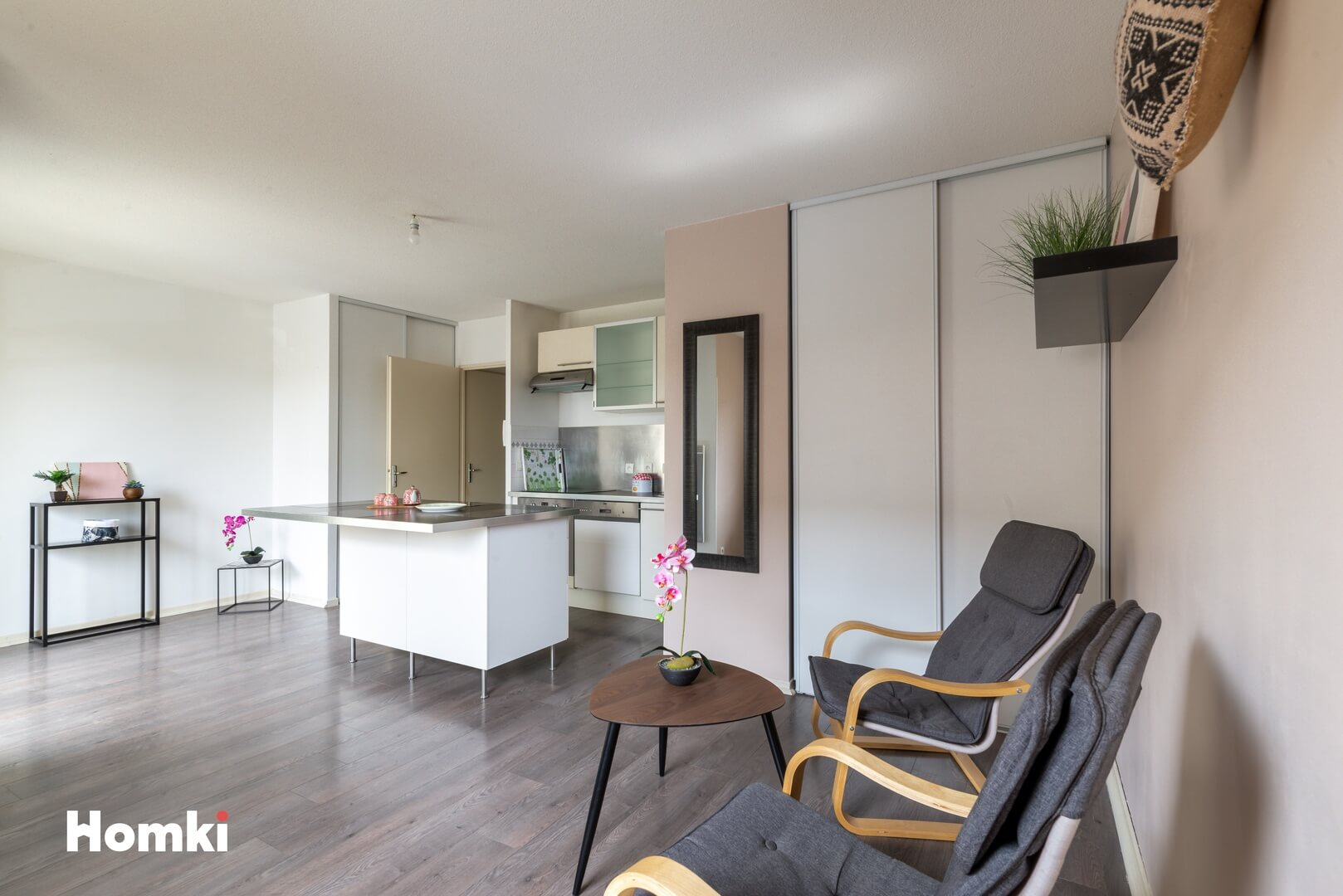 Homki - Vente Appartement  de 37.0 m² à Toulouse 31200