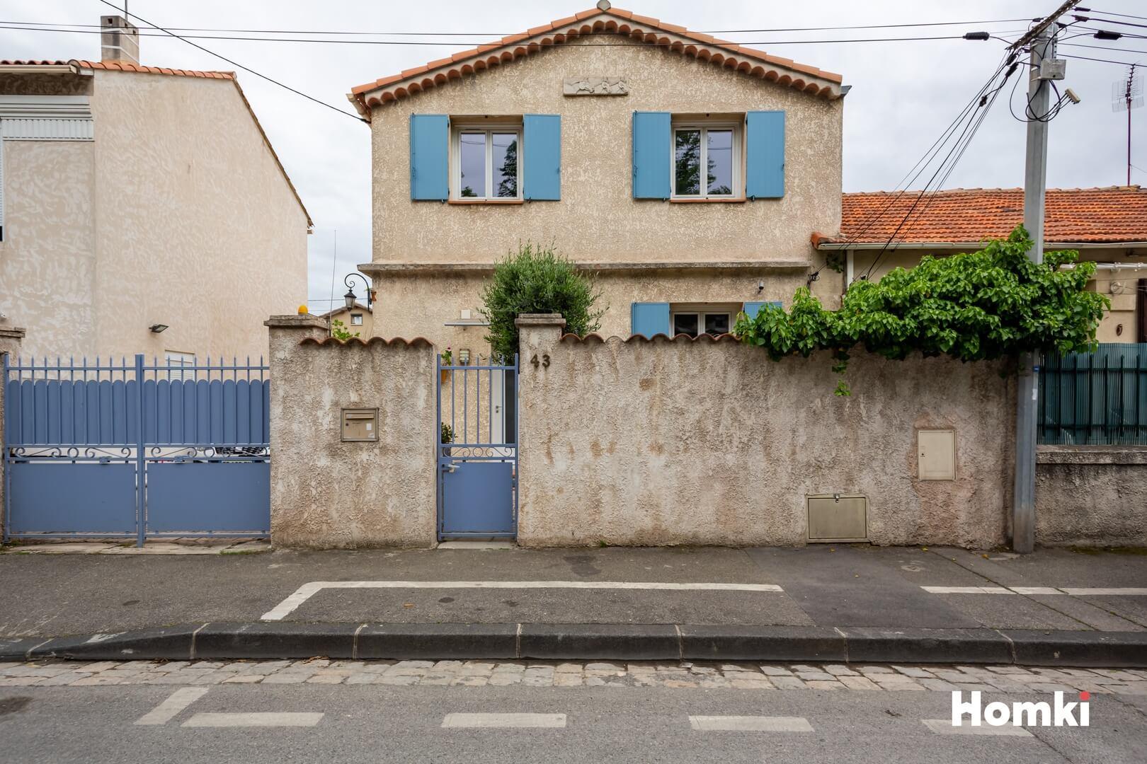 Homki - Vente Maison/villa  de 100.0 m² à Marseille 13008