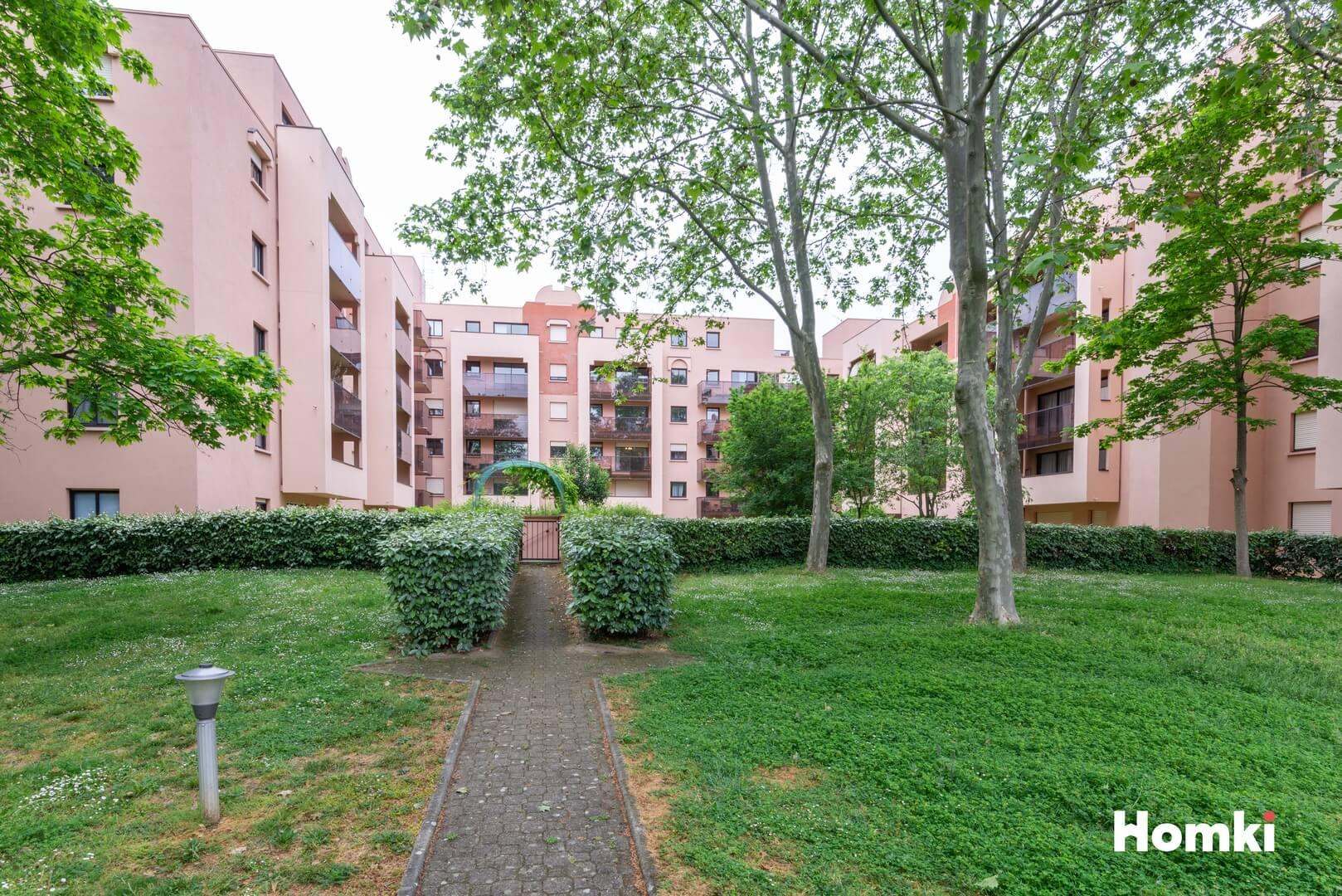 Homki - Vente Appartement  de 56.0 m² à Toulouse 31400