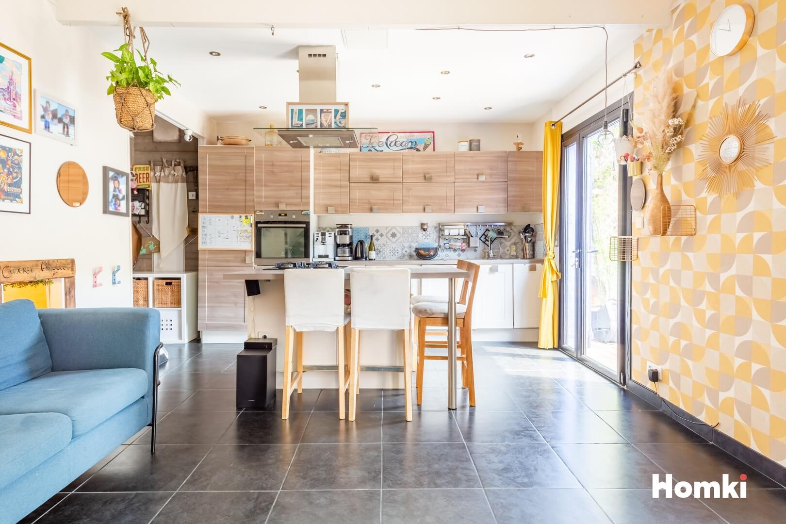 Homki - Vente Maison/villa  de 70.0 m² à Marseille 13011