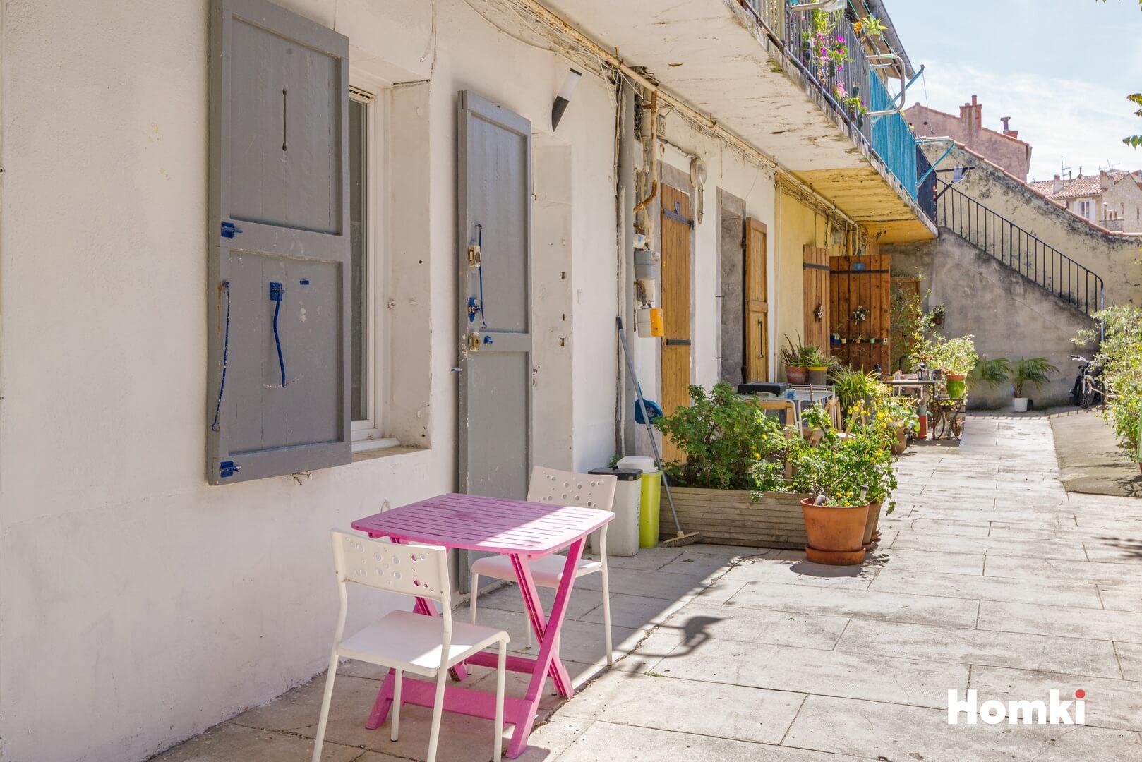 Homki - Vente Maison de ville  de 100.0 m² à Marseille 13007