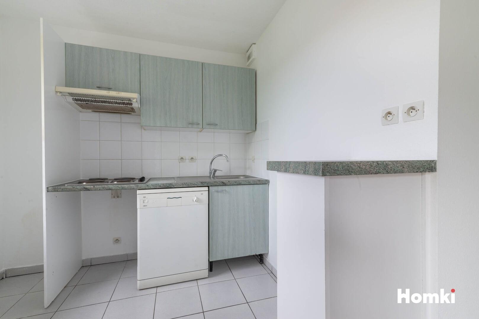 Homki - Vente Appartement  de 60.0 m² à Toulouse 31100