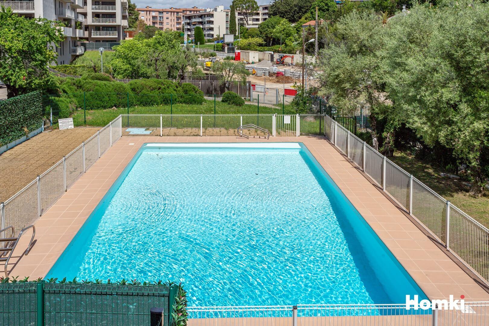 Homki - Vente Appartement  de 34.79 m² à Antibes 06600