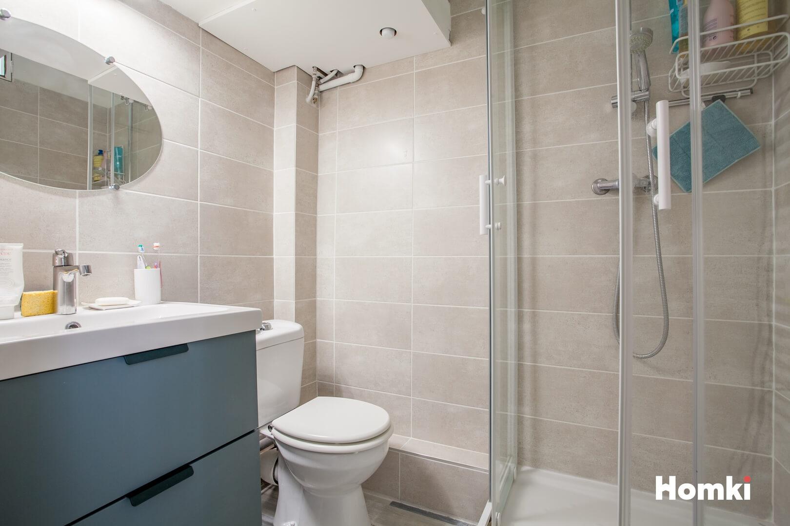 Homki - Vente Appartement  de 34.0 m² à Marseille 13005