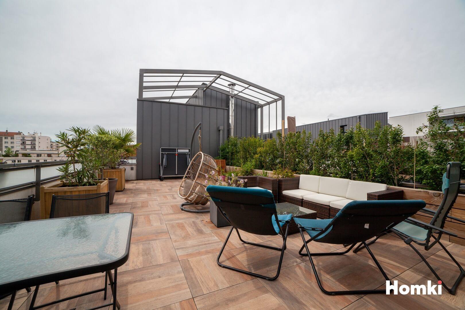 Homki - Vente Appartement  de 78.0 m² à Lyon 69008