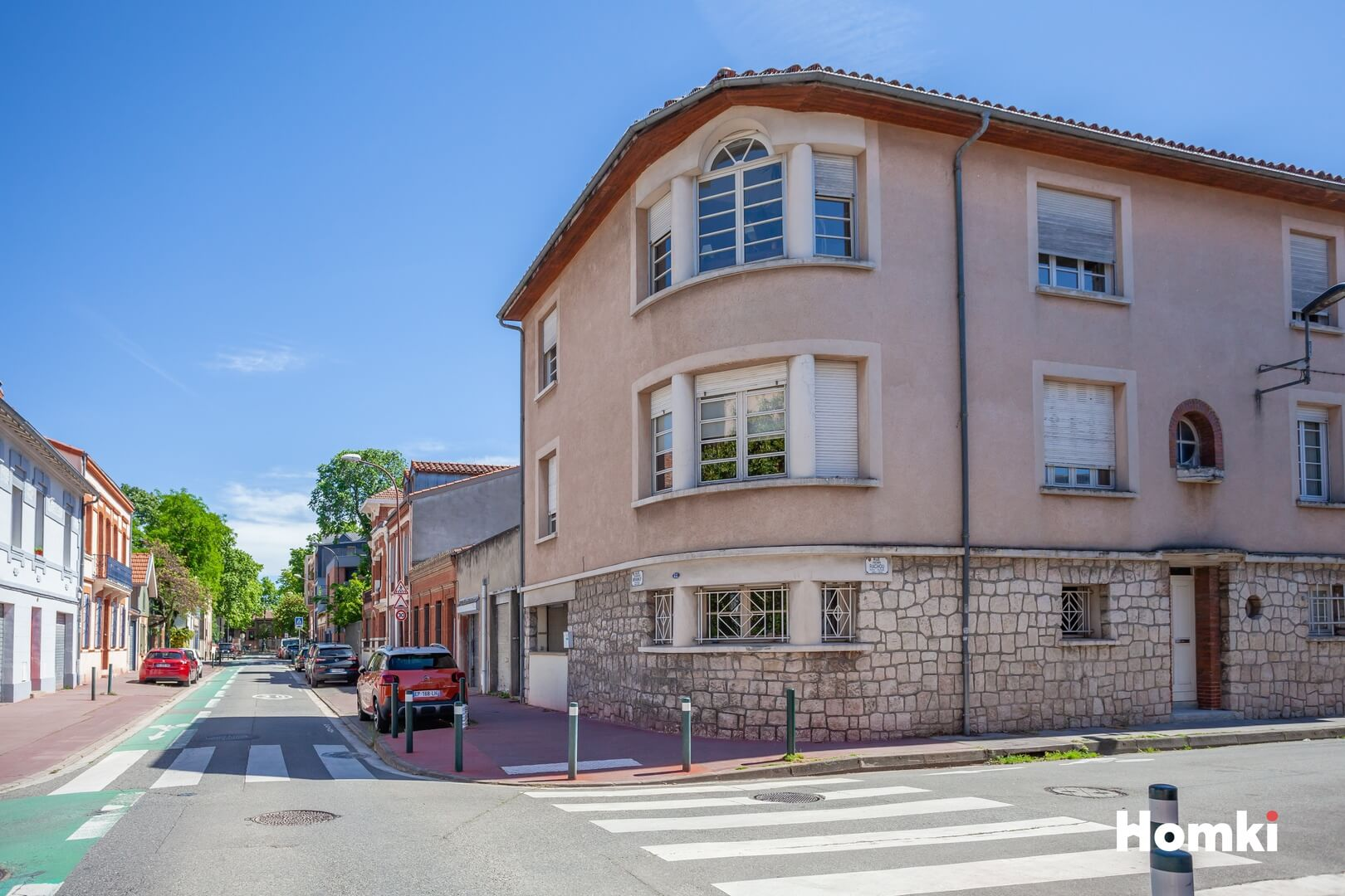 Homki - Vente Appartement  de 61.0 m² à Toulouse 31400