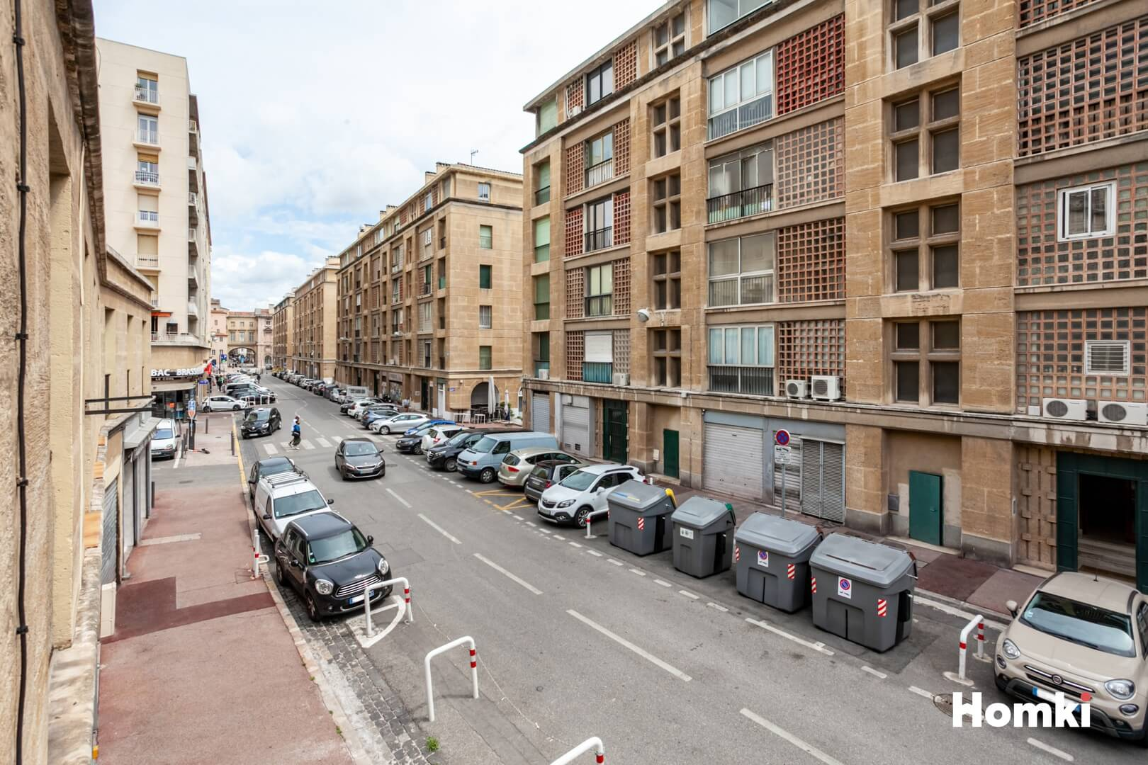 Homki - Vente Appartement  de 79.0 m² à Marseille 13002