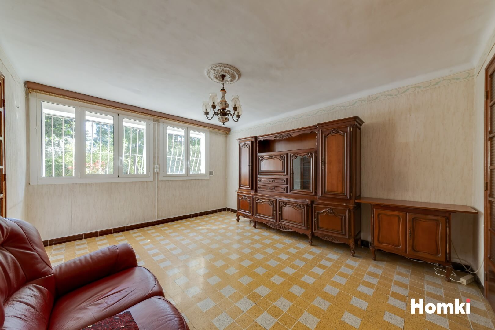 Homki - Vente Appartement  de 54.0 m² à Marseille 13004