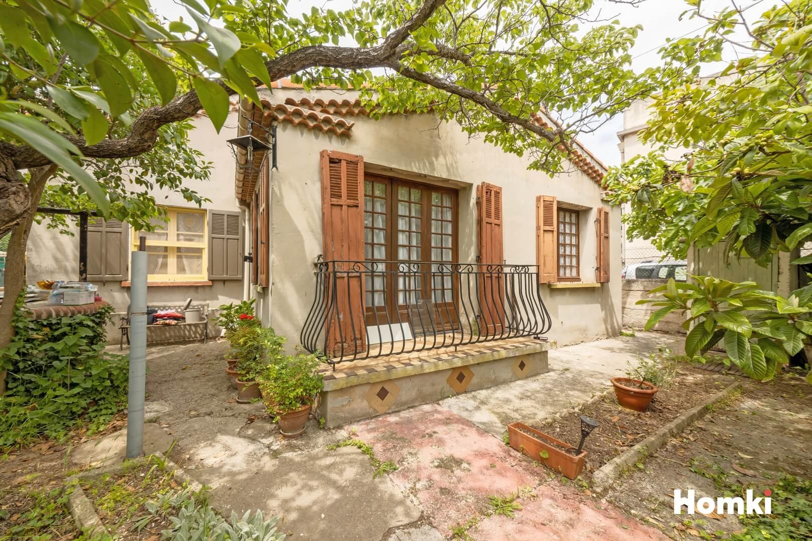 Homki - Vente Maison/villa  de 85.0 m² à Marseille 13015