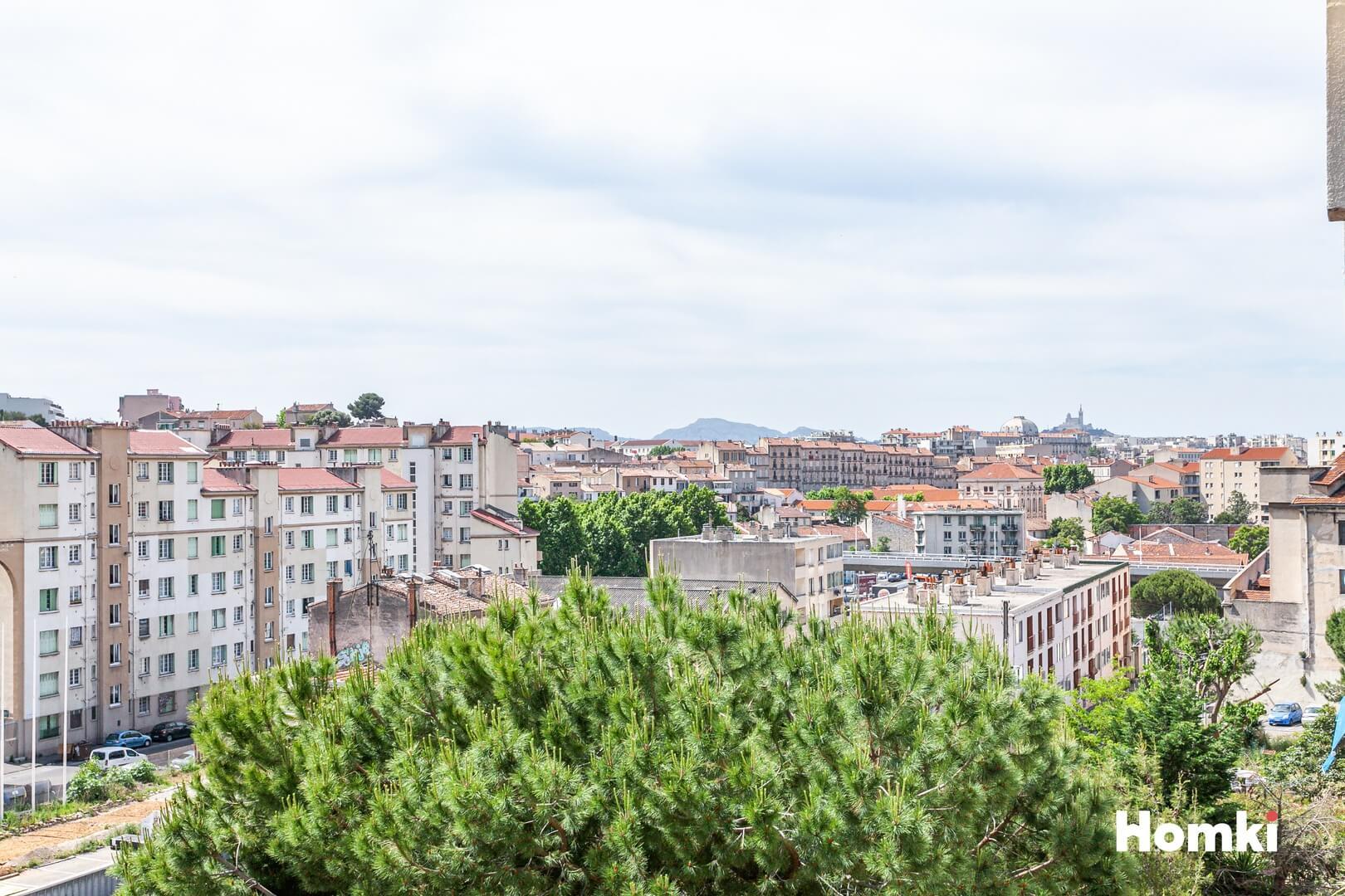 Homki - Vente Appartement  de 70.0 m² à Marseille 13014