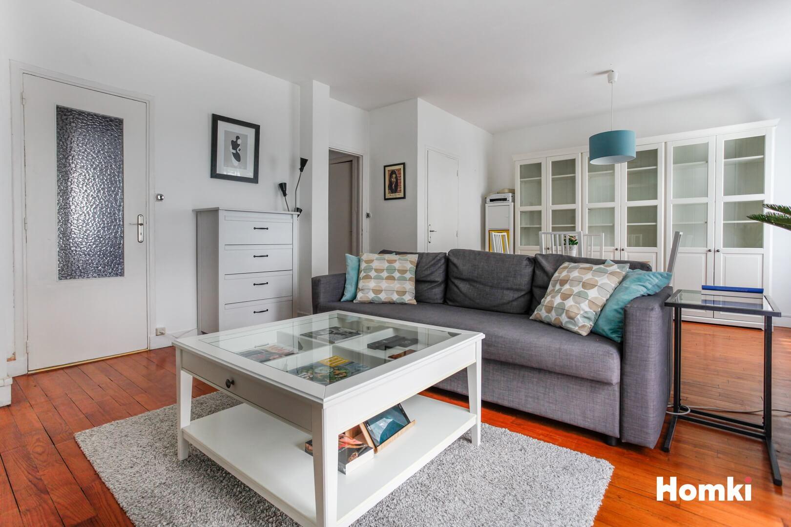 Homki - Vente Appartement  de 54.0 m² à Toulouse 31000