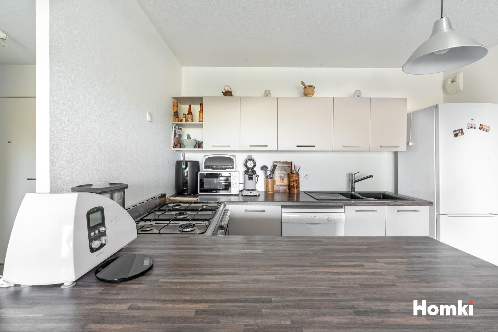 Homki - Vente Appartement  de 65.0 m² à Juvignac 34990