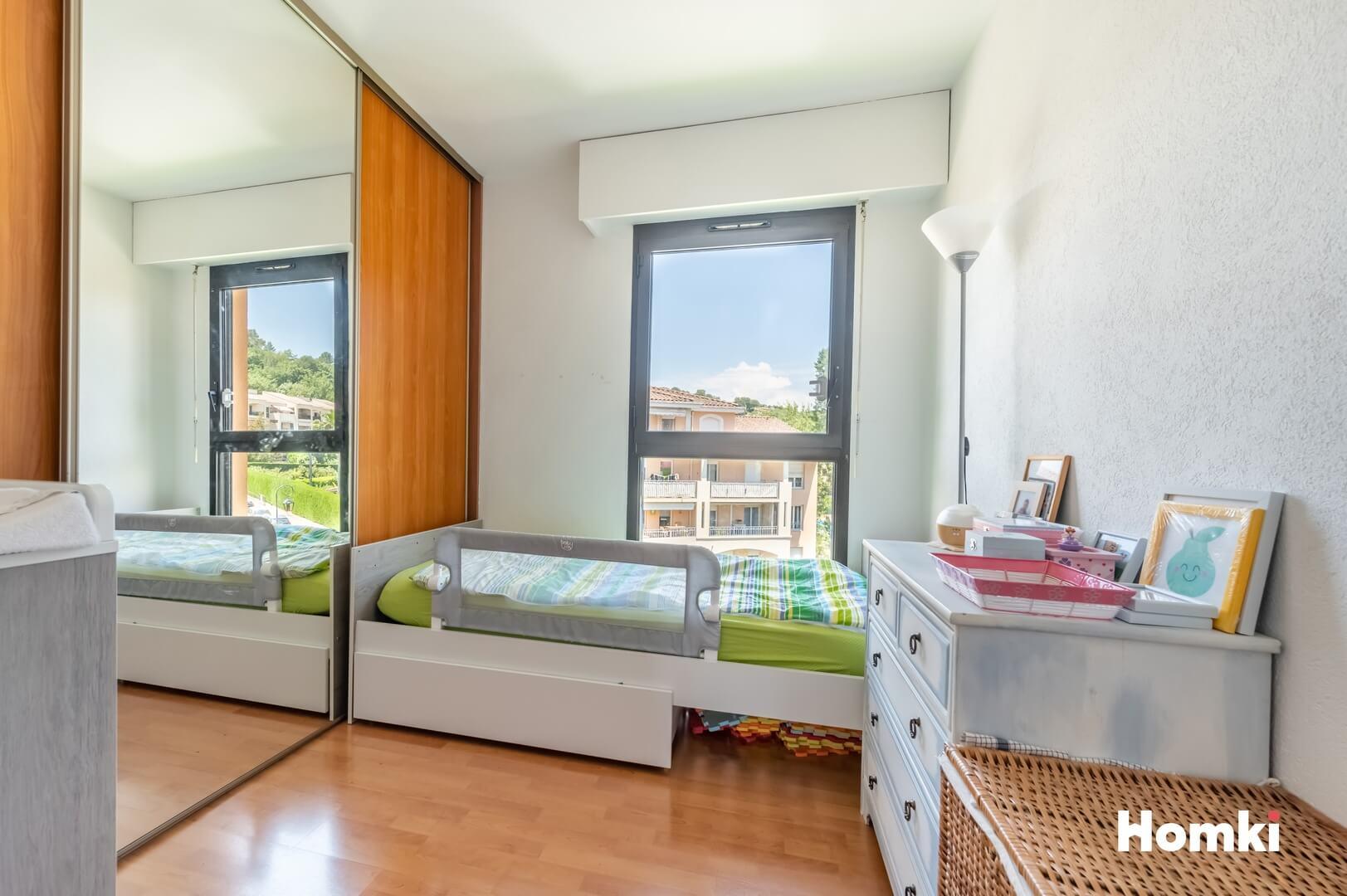 Homki - Vente Appartement  de 85.0 m² à Mougins 06250