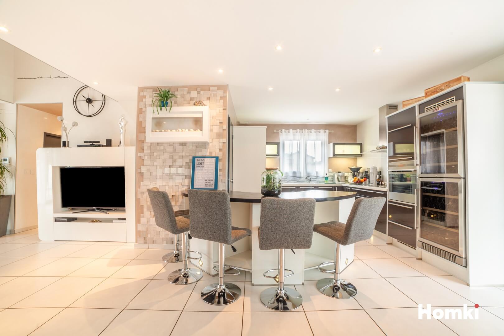 Homki - Vente Maison/villa  de 168.0 m² à Mions 69780