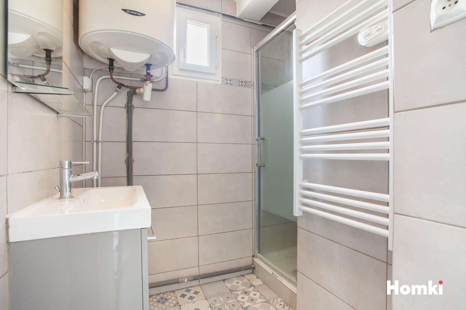 Homki - Vente Appartement  de 53.55 m² à Marseille 13009