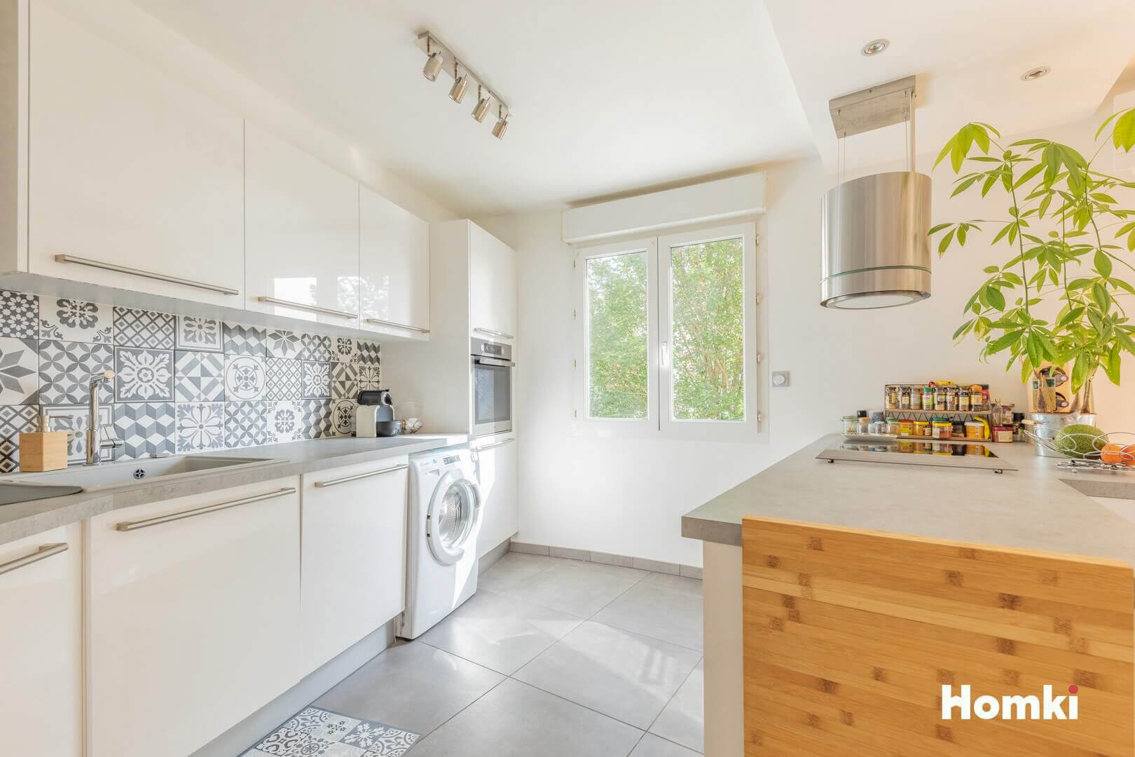 Homki - Vente Appartement  de 66.0 m² à Villeurbanne 69100