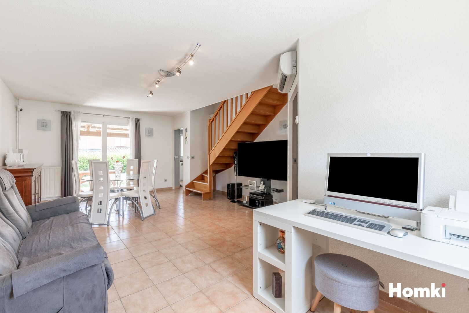 Homki - Vente Maison/villa  de 90.0 m² à Marseille 13013