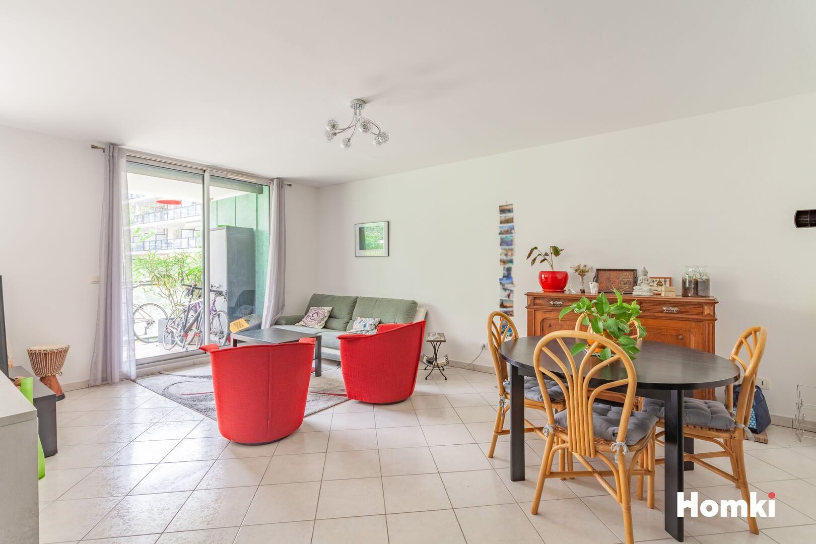 Homki - Vente Appartement  de 64.0 m² à Lyon 69007