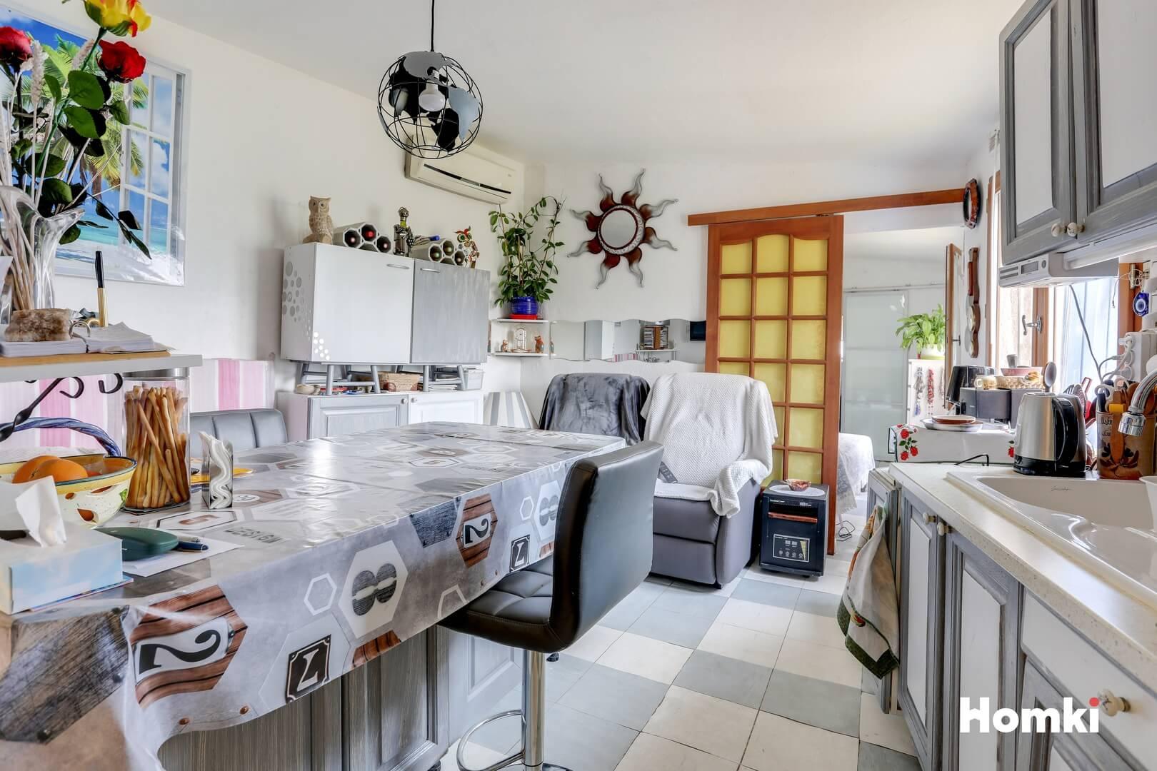 Homki - Vente Maison/villa  de 46.0 m² à Gilette 06830