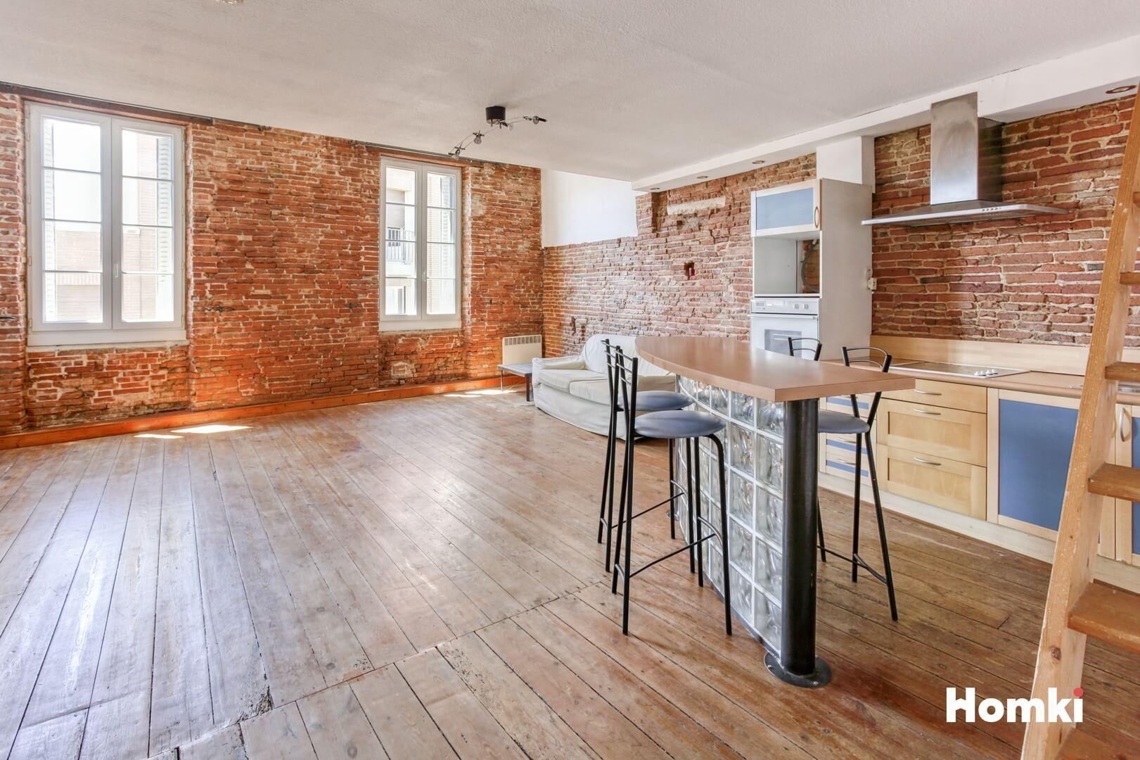 Homki - Vente Appartement  de 67.0 m² à Toulouse 31300