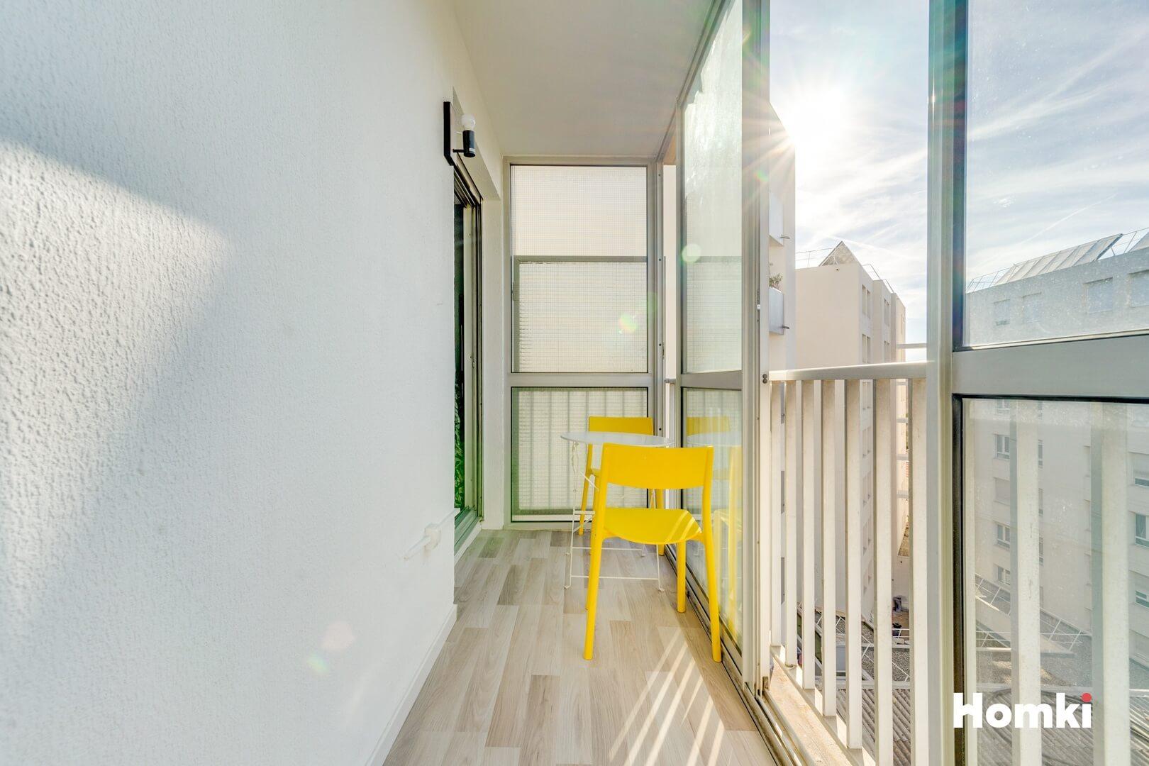 Homki - Vente Appartement  de 23.0 m² à Marseille 13005