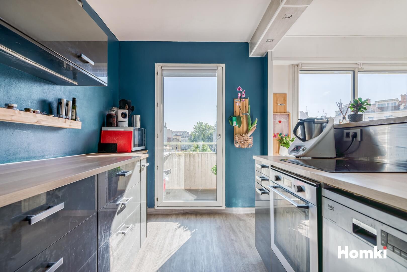 Homki - Vente Appartement  de 67.0 m² à Villeurbanne 69100