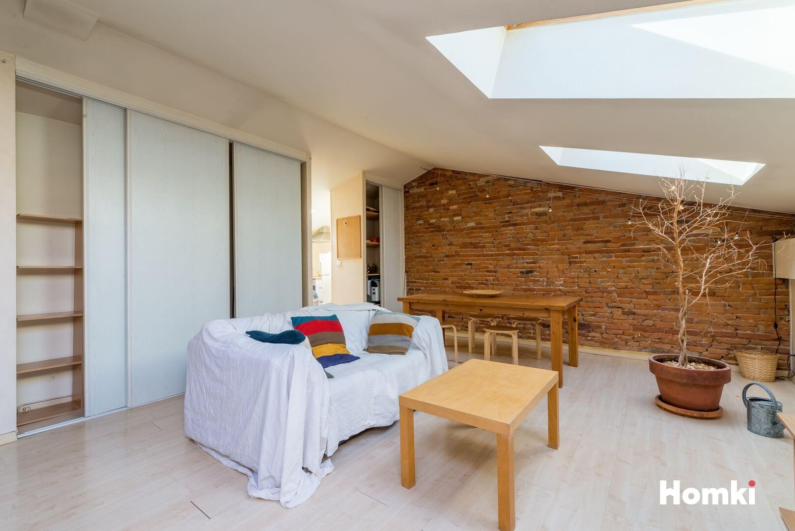 Homki - Vente Appartement  de 67.0 m² à Toulouse 31000