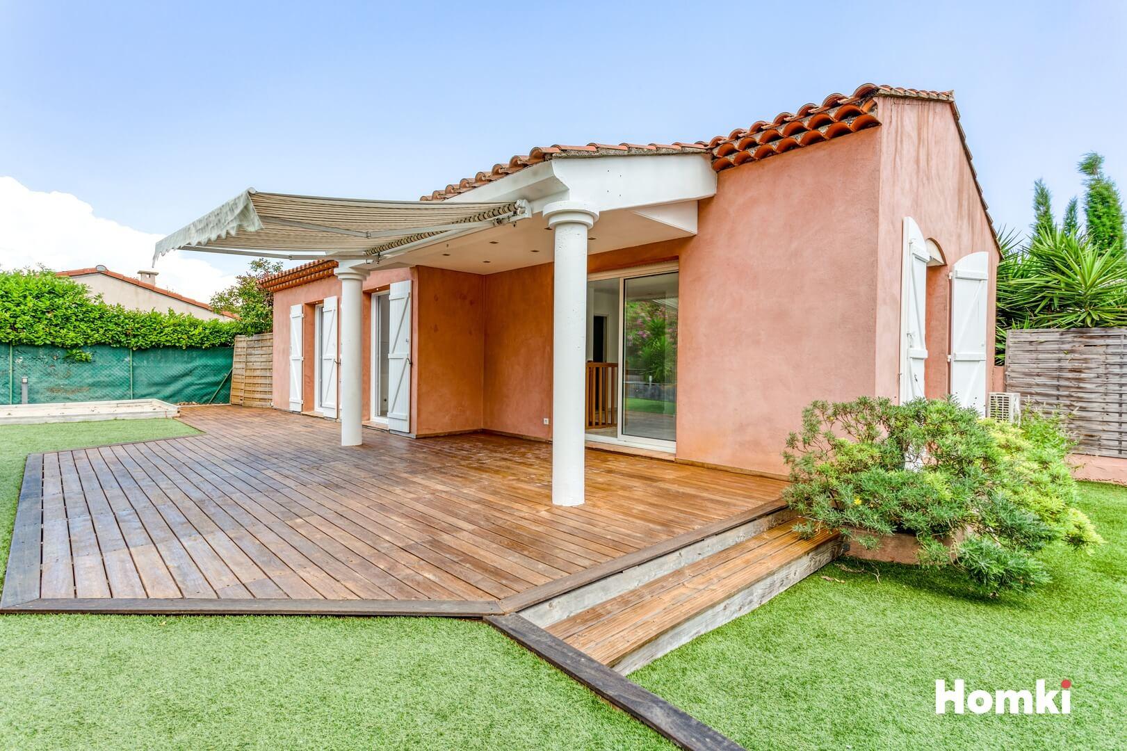Homki - Vente Maison/villa  de 80.0 m² à Biot 06410