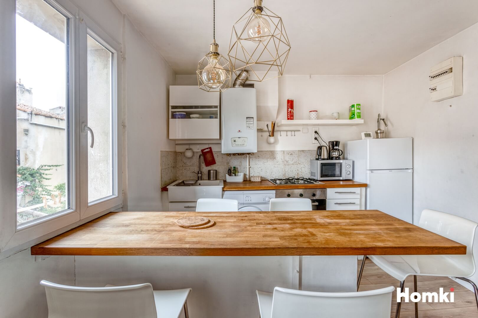 Homki - Vente Appartement  de 38.0 m² à Marseille 13006