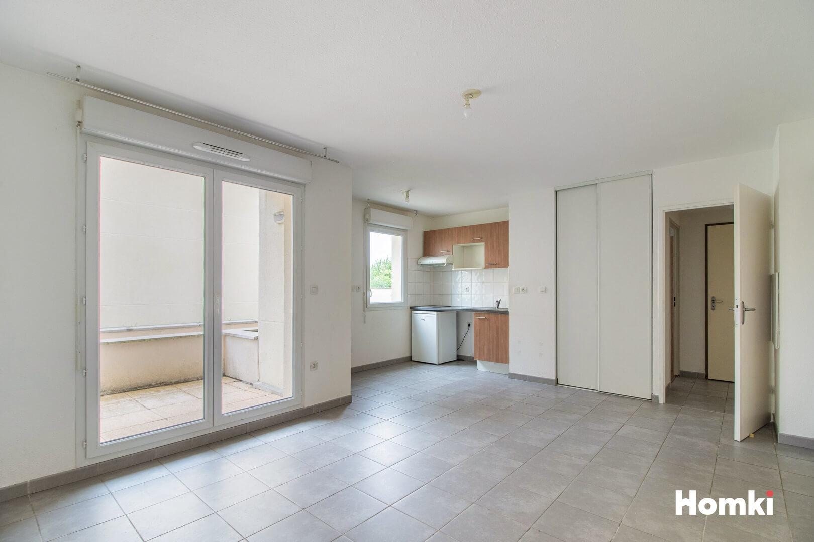 Homki - Vente Appartement  de 44.0 m² à Launaguet 31140