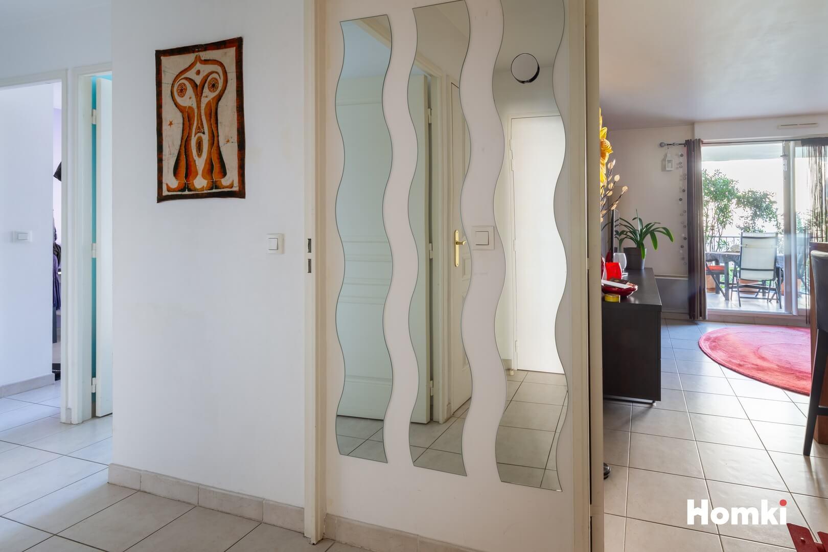 Homki - Vente Appartement  de 55.0 m² à Hyères 83400