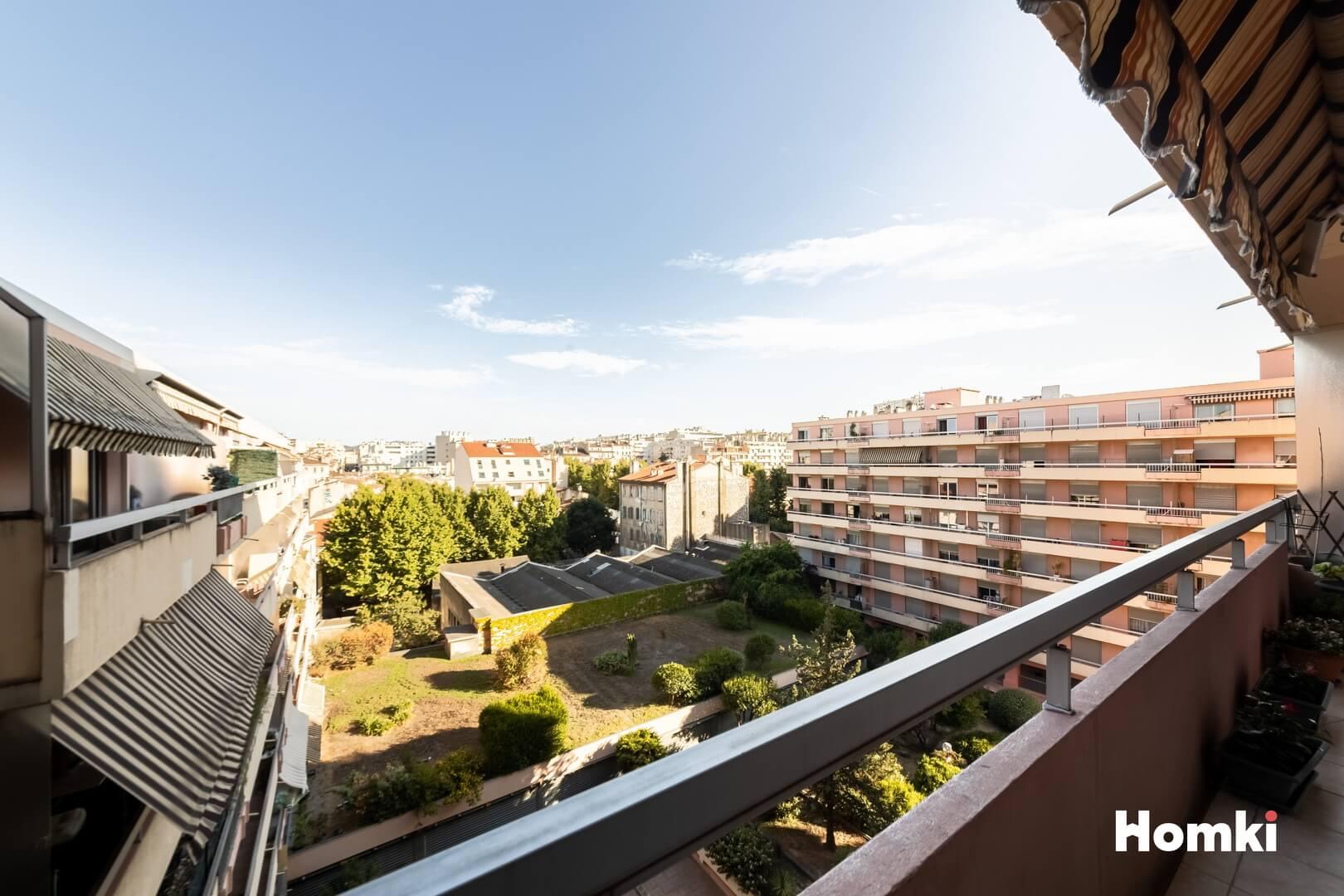 Homki - Vente Appartement  de 43.6 m² à Marseille 13003