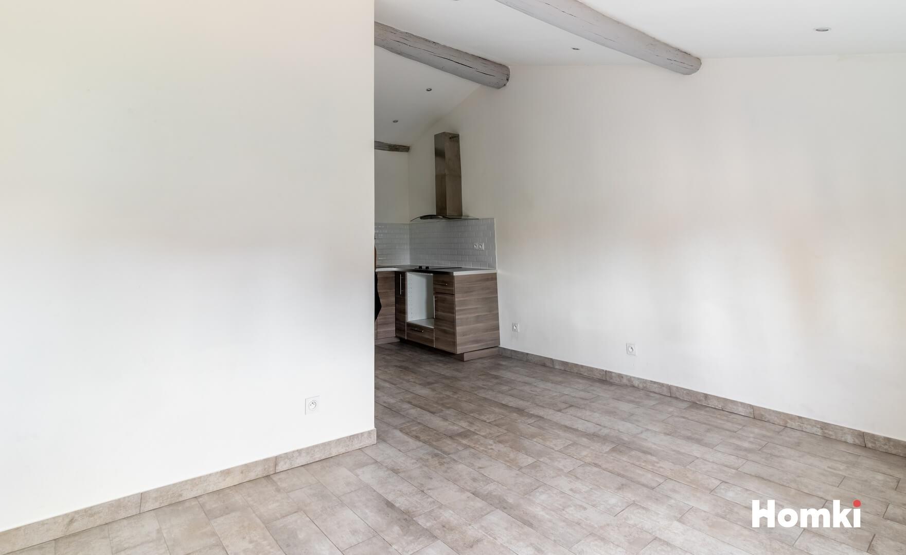 Homki - Vente Appartement  de 25.0 m² à Marseille 13006