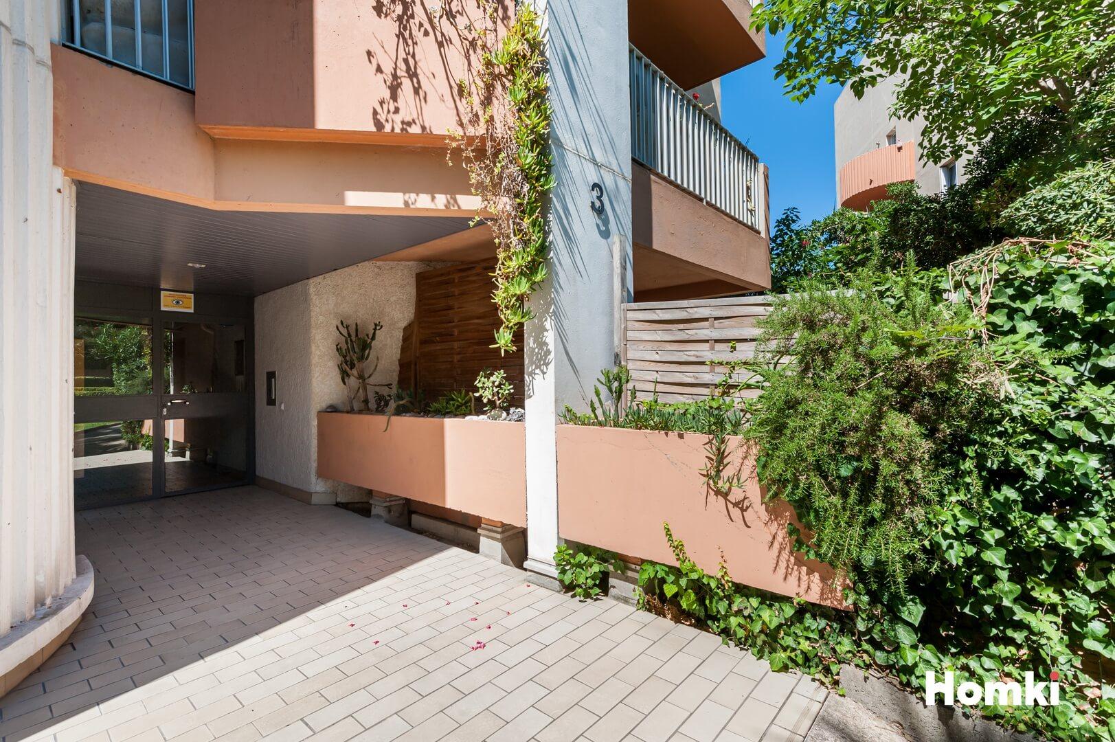 Homki - Vente Appartement  de 51.0 m² à Marseille 13010