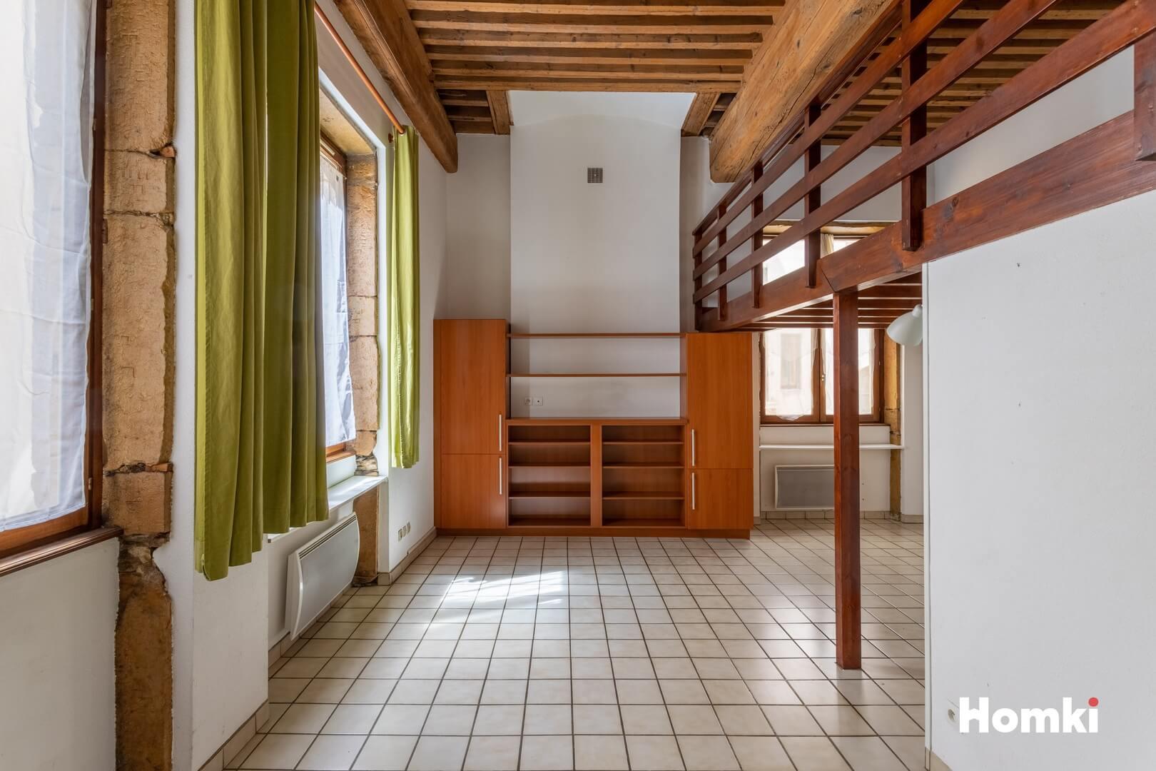Homki - Vente Appartement  de 28.0 m² à Lyon 69001