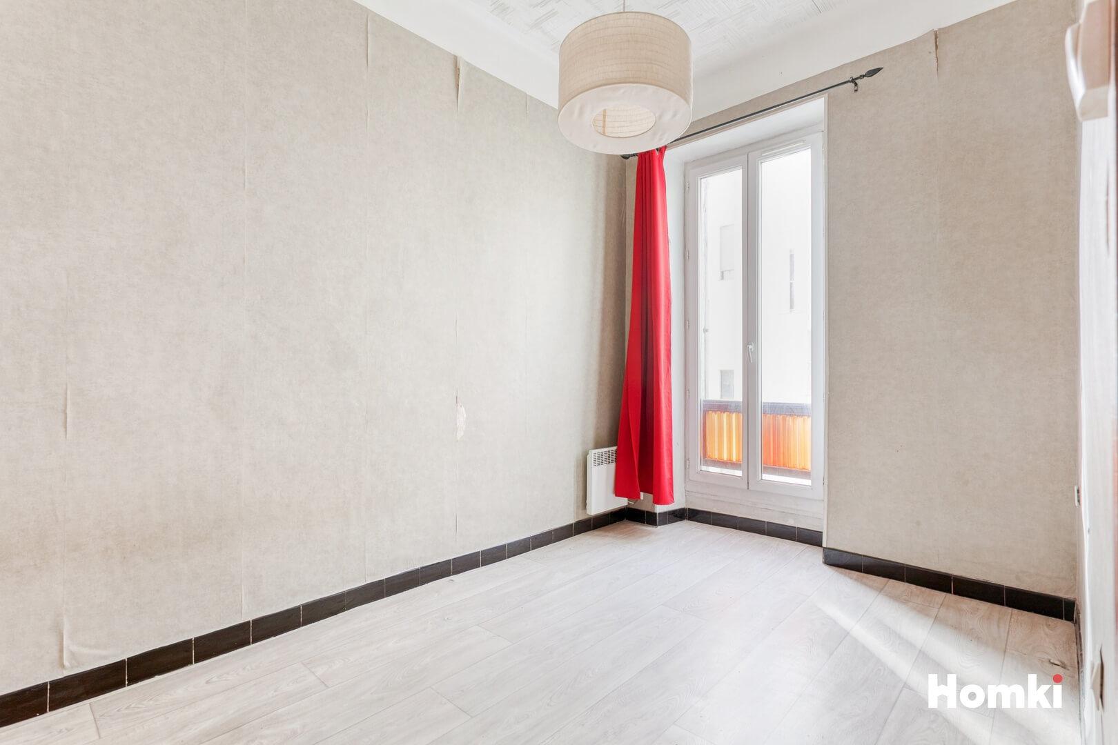 Homki - Vente Appartement  de 49.0 m² à Marseille 13003
