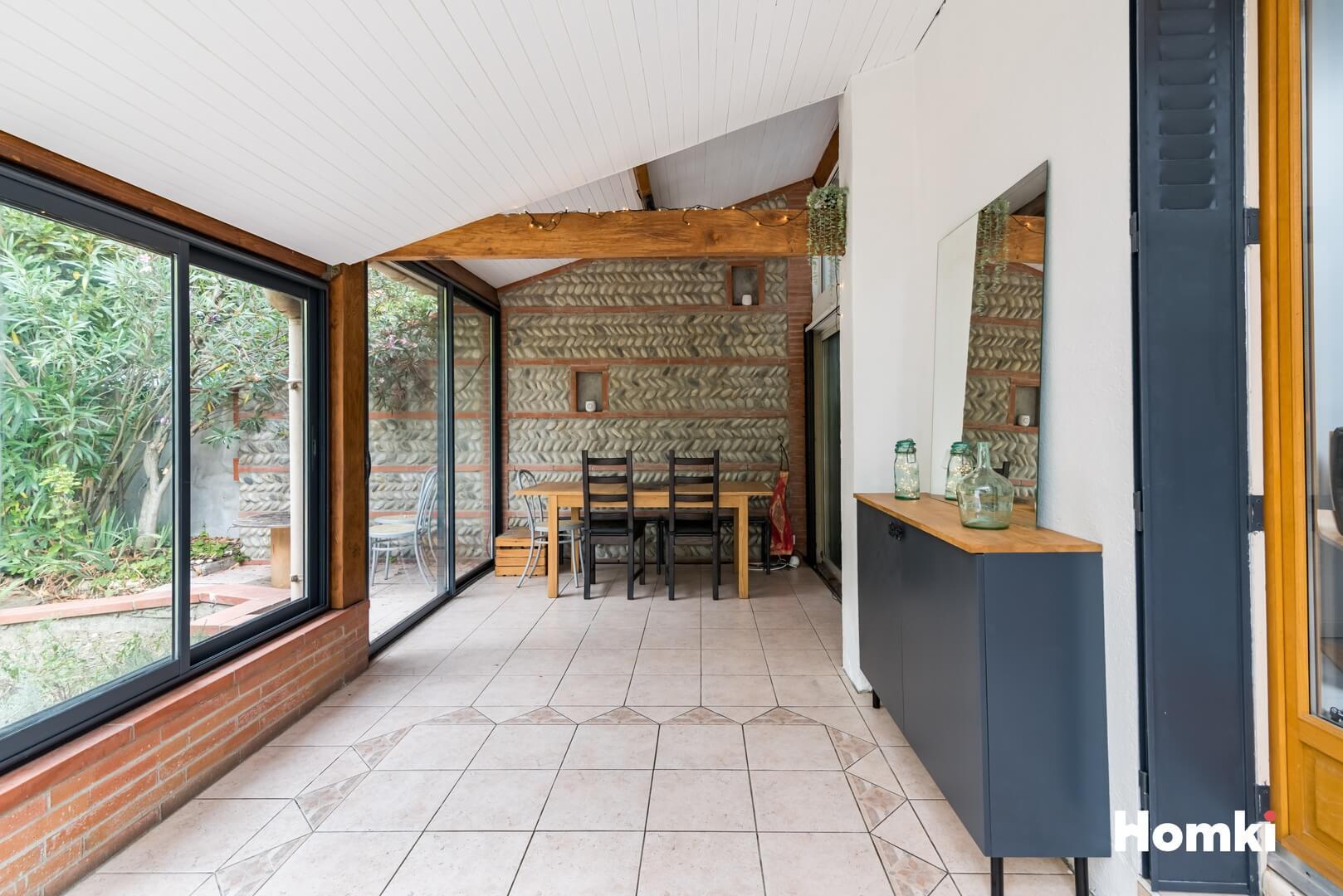 Homki - Vente Maison/villa  de 98.0 m² à Toulouse 31100