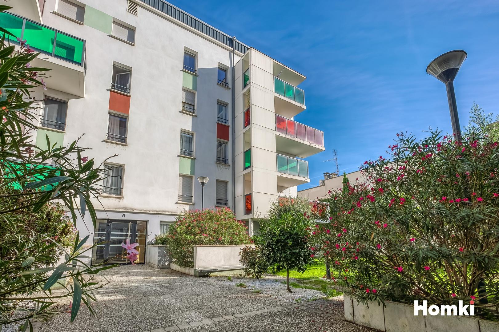 Homki - Vente Appartement  de 62.0 m² à Toulouse 31300