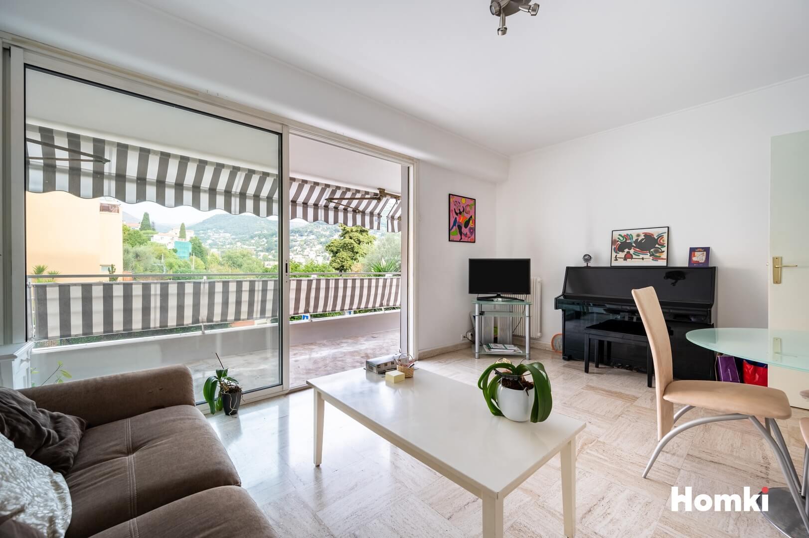 Homki - Vente Appartement  de 60.0 m² à Vence 06140