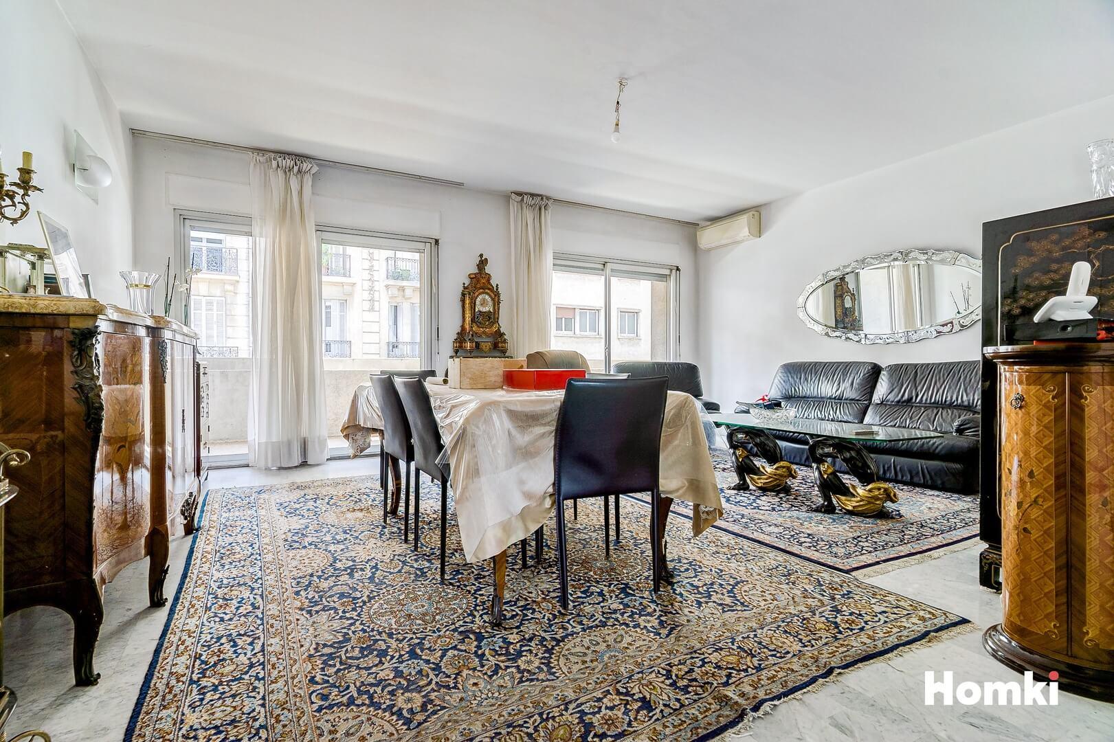 Homki - Vente Appartement  de 122.0 m² à Marseille 13008