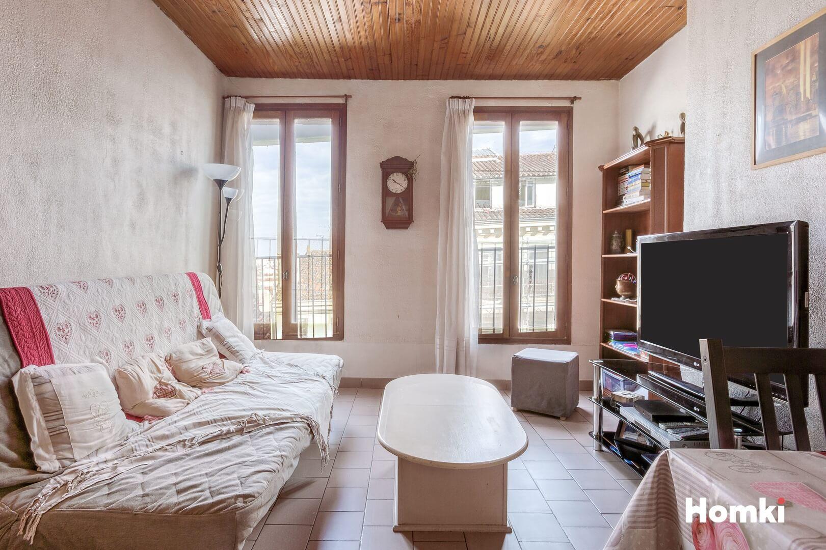 Homki - Vente Appartement  de 44.0 m² à Marseille 13004