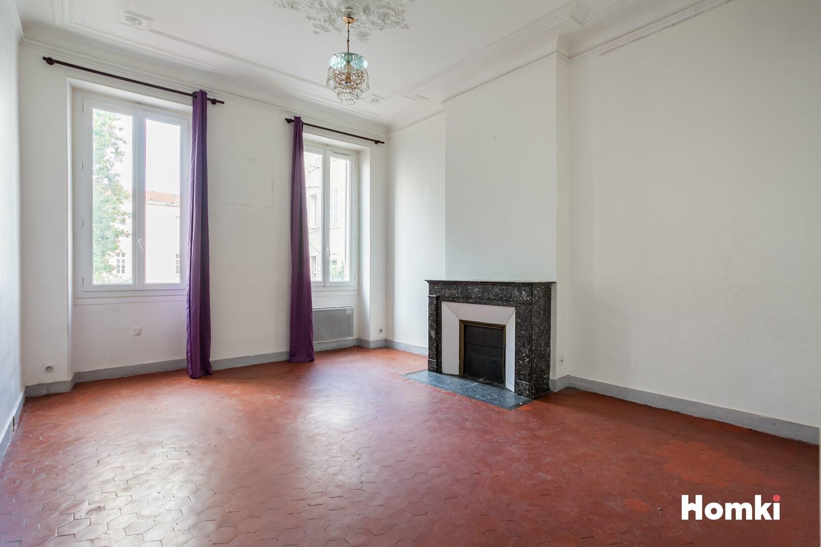 Homki - Vente Appartement  de 72.0 m² à Marseille 13001