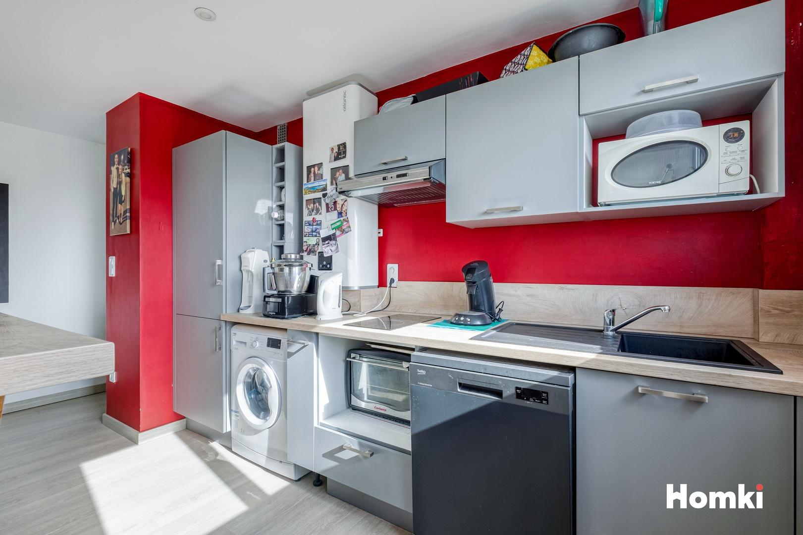 Homki - Vente Appartement  de 55.0 m² à Toulouse 31400