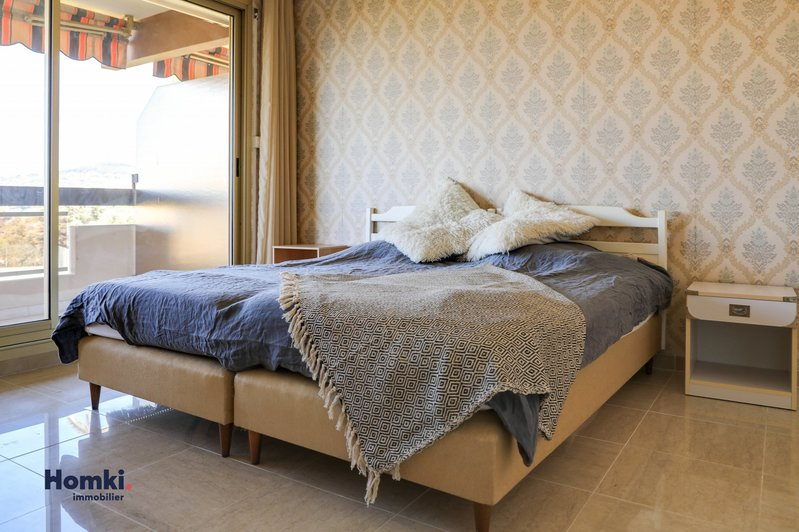 Homki - Vente appartement  de 48.85 m² à antibes 06600
