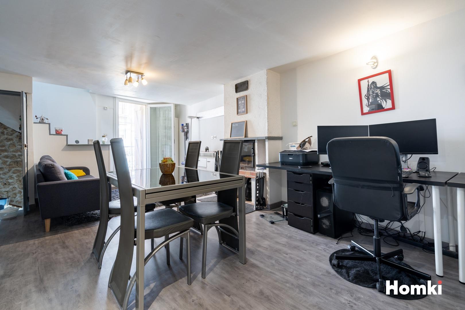Homki - Vente Maison de ville  de 100.0 m² à Villeveyrac 34560